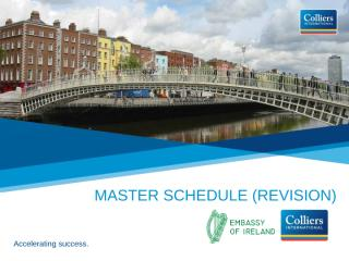 Master Schedule Revision - Embassy of Ireland Project v02 15012015.ppt