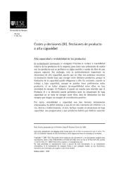 03. Costes y decisiones (III) Decisiones de producto a alta capacidad.pdf