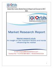 Global Wire Cutters Market.pdf