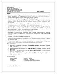 Amarendra SAP FICO Resume.doc